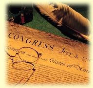 Blog. Declaration of independence. title. 7.09