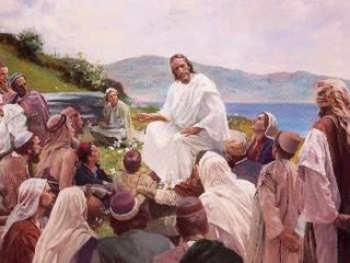 Blog. Jesus. sermon on the mount. 7.10