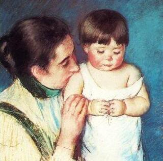 Blog. Cassatt motherandchild. 4.12