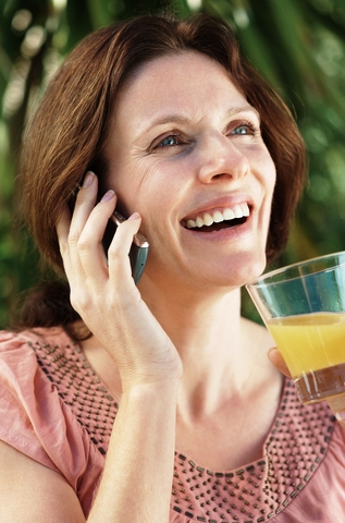 Blog. Woman laughing. 10.12