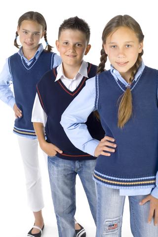 Blog. 2013. Schoolkids in uniform. 8.12