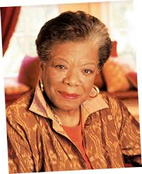 Blog. Maya Angelou. 6