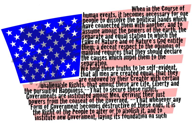Blog. Declaration of Indpendence. 7.14