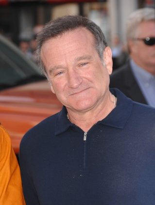 Blog. Robin Williams. 8.14