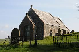 Blog. Stone chapel in Scotland. 4