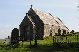 Blog. Stone chapel in Scotland. 4