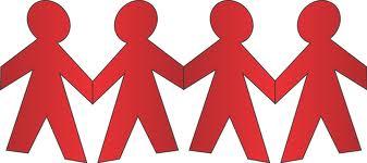 Blog. Clip art people linking hands. 6.15