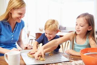 Blog. Mom. Kids. Baking. 10.15