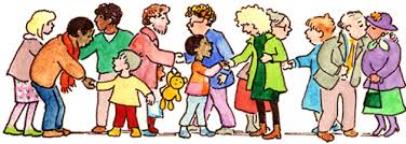 Blog. Church family clipart. 9.16