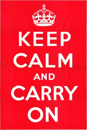 Blog. Keep-calm-and-carry-on. 9.17