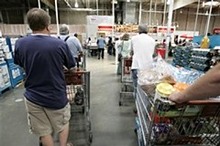 Blog. Costco checkout. 7.09
