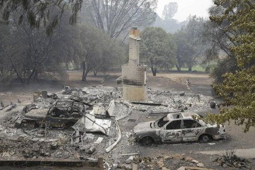 Blog. Fire. House. Cars. California Wildfires(13)