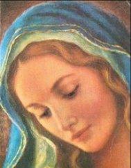 Blog. Virgin Mary. 12. 10