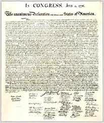 Blog. Declaration of Independence 2. 6.16