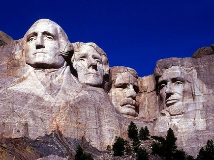 Blog. Mt-Rushmore close up. 1.3.11
