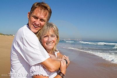 Blog. Couple at Beach. 2.17