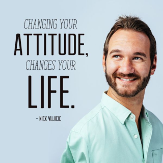 Blog. Nick Vujicic. 7.17