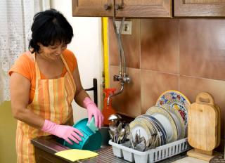 BLOG. Washingn dishes. 1.18