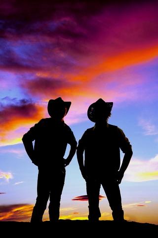 Blog. Two cowboys. 1.16