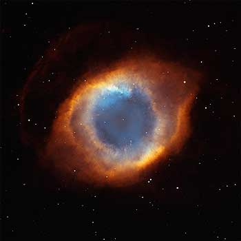 Blog. Eye of God nebula. 7.16