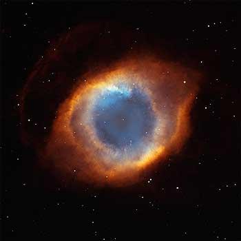 Blog. Eye of God nebula. 7.16
