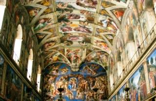 Blog. Sistine Chapel. 10.12  12800-3
