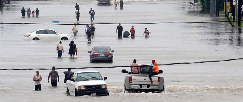 Blog. Hurricane Harvey. 1. 8.17