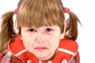 Blog. Little girl. Tantrum. 10.15