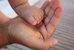 Blog. Dad. Baby foot. 6l2021