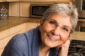 Blog. Older woman. Smiling. 9.20