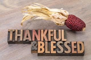 Blog. Thankful. Blessed. 11.20