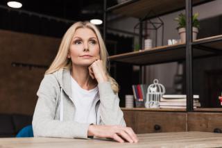 Blog. Woman. Pensive. 5.19.21